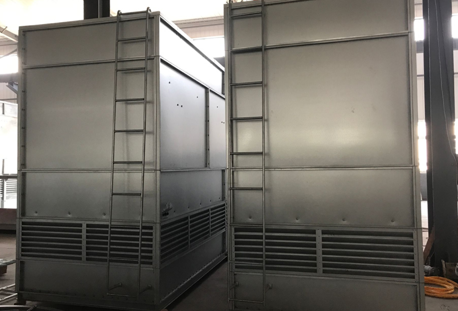 ECE evaporative condenser