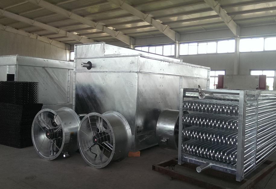 evaporative condenser show