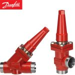 Danfoss shut-off valves