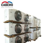 electrical defrosting air cooler