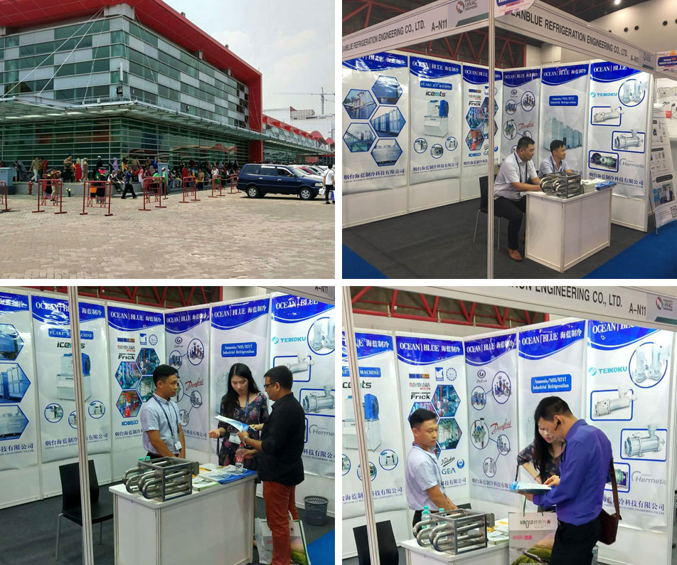 Indonesia refrigeration-exhibition
